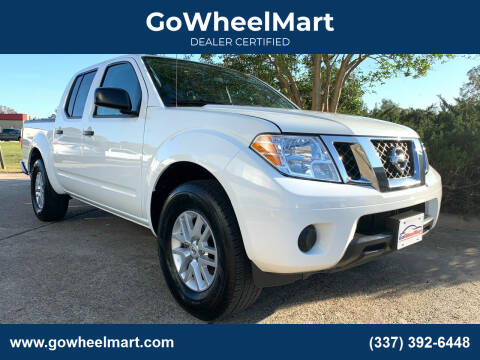 2019 Nissan Frontier for sale at GoWheelMart in Leesville LA