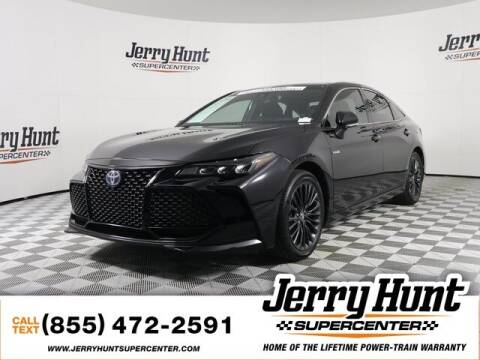 2019 Toyota Avalon Hybrid for sale at Jerry Hunt Supercenter in Lexington NC