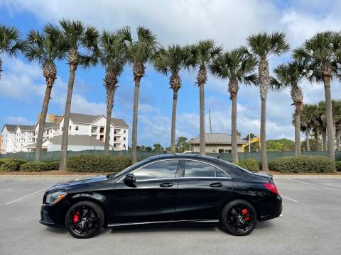 2014 Mercedes-Benz CLA for sale at Gulf Financial Solutions Inc DBA GFS Autos in Panama City Beach FL
