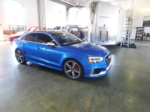2018 Audi RS 3 for sale at Shedlock Motor Cars LLC in Warren NJ