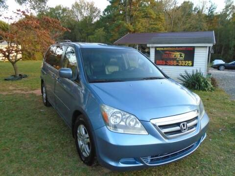 2006 Honda Odyssey for sale at Hot Deals Auto LLC in Rock Hill SC