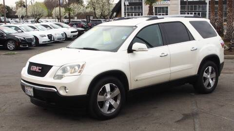2010 GMC Acadia for sale at Okaidi Auto Sales in Sacramento CA