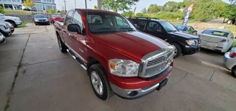 2008 Dodge Ram Pickup 1500 for sale at Divine Auto Sales LLC in Omaha NE