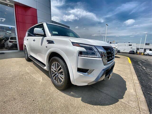 2021 Nissan Armada for sale in Joliet, IL