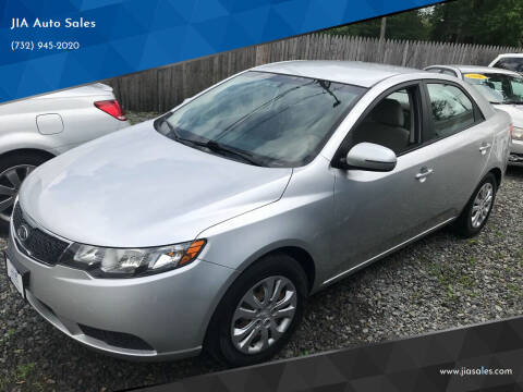 2012 Kia Forte for sale at JIA Auto Sales in Port Monmouth NJ