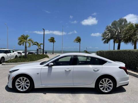2020 Cadillac CT5 for sale at Niles Sales and Service in Key West FL