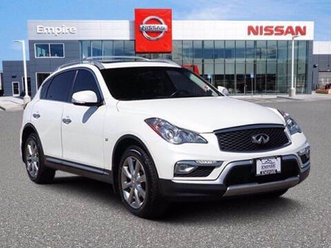 2017 Infiniti QX50 for sale at EMPIRE LAKEWOOD NISSAN in Lakewood CO