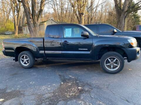 2009 Toyota Tacoma for sale at Roberts Rides LLC in Franklin OH