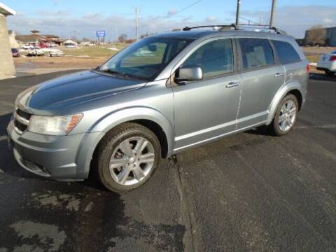 2010 Dodge Journey for sale at SWENSON MOTORS in Gaylord MN