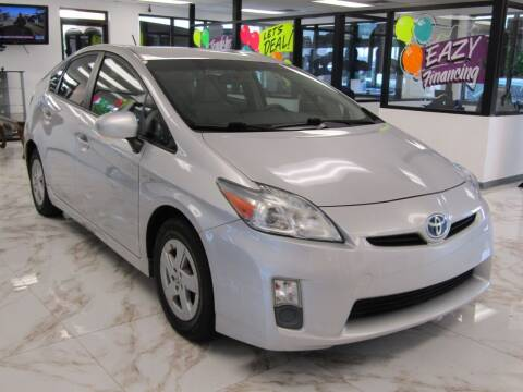 2011 Toyota Prius for sale at Dealer One Auto Credit in Oklahoma City OK