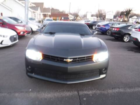 2015 Chevrolet Camaro for sale at Rob Co Automotive LLC in Springfield TN