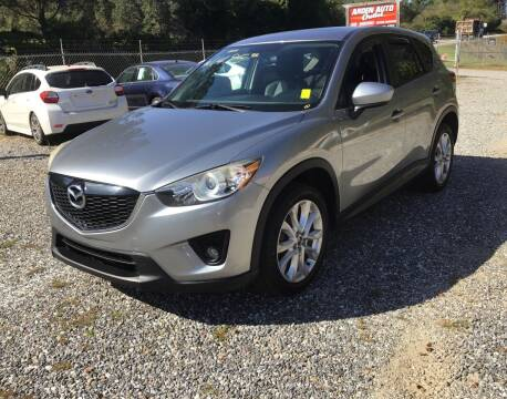 2013 Mazda CX-5 for sale at Arden Auto Outlet in Arden NC