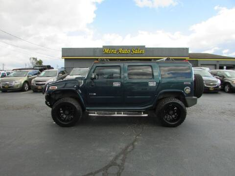 2008 HUMMER H2 for sale at MIRA AUTO SALES in Cincinnati OH