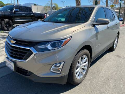 2018 Chevrolet Equinox for sale at Mag Motor Company in Walnut Creek CA