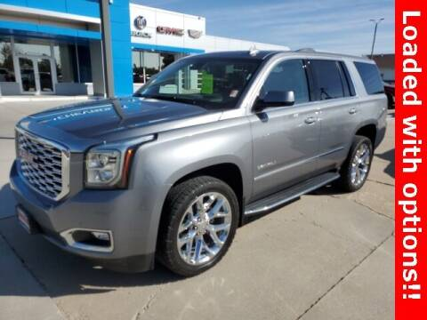 2018 GMC Yukon for sale at Midway Auto Outlet in Kearney NE