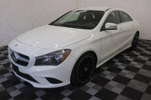 2014 Mercedes-Benz CLA for sale at AH Ride & Pride Auto Group in Akron OH