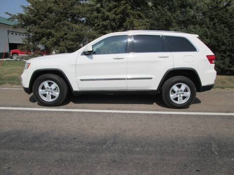 2012 Jeep Grand Cherokee for sale at Joe's Motor Company in Hazard NE