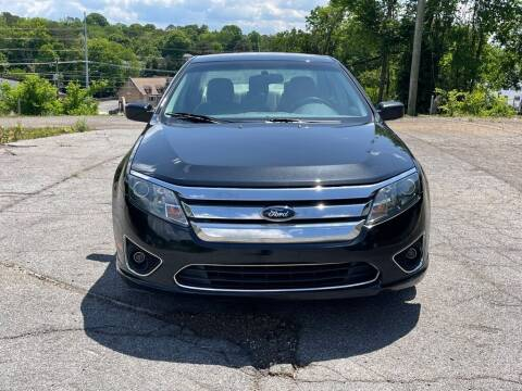 2010 Ford Fusion Hybrid for sale at Car ConneXion Inc in Knoxville TN
