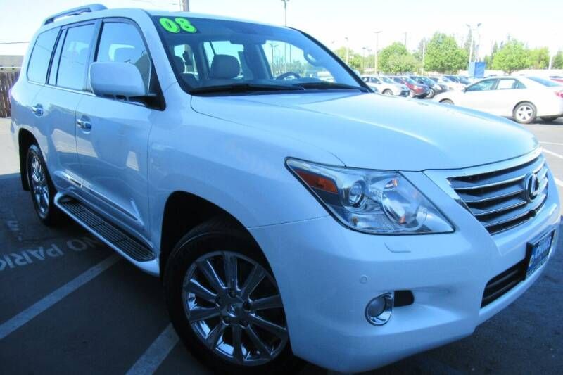 2008 Lexus LX 570 for sale at Choice Auto & Truck in Sacramento CA