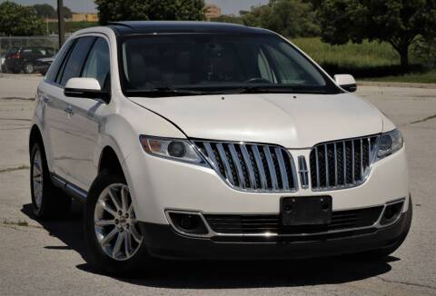 2015 Lincoln MKX for sale at Big O Auto LLC in Omaha NE