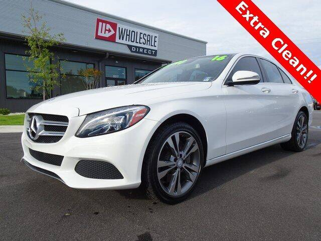2016 Mercedes-Benz C-Class for sale at Wholesale Direct in Wilmington NC