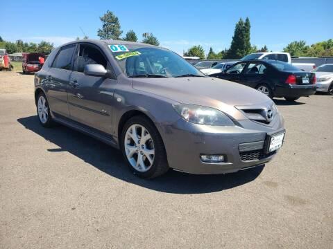 2008 Mazda MAZDA3 for sale at Universal Auto Sales in Salem OR