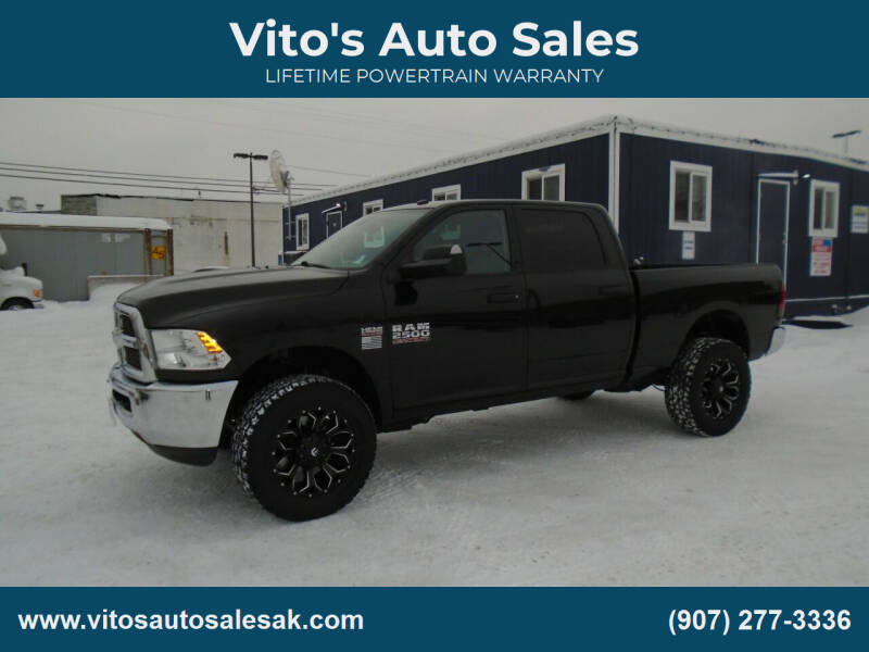 2015 RAM Ram Pickup 2500 for sale at Vito's Auto Sales in Anchorage AK