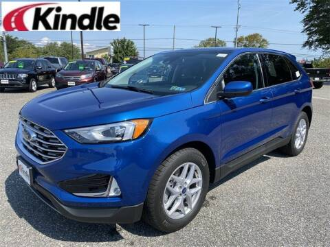 2021 Ford Edge for sale at Kindle Auto Plaza in Cape May Court House NJ