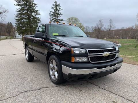 2006 Chevrolet Silverado 1500 for sale at 100% Auto Wholesalers in Attleboro MA