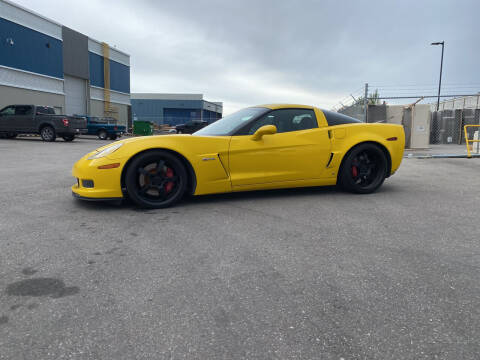 2006 Chevrolet Corvette for sale at Truck Buyers in Magrath AB