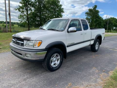 2002 Toyota Tundra for sale at Champion Motorcars in Springdale AR