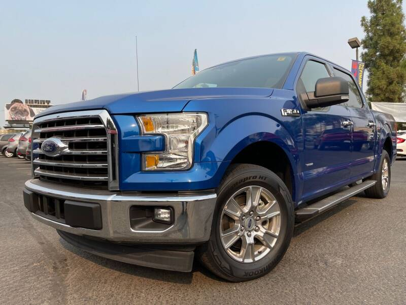 2017 Ford F-150 for sale at River Park Automotive Center in Fresno CA