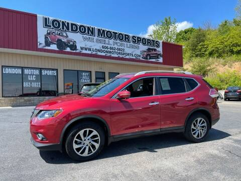 2015 Nissan Rogue for sale at London Motor Sports, LLC in London KY