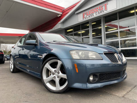 2009 Pontiac G8 for sale at Furrst Class Cars LLC in Charlotte NC