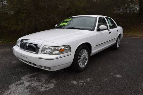 2008 Mercury Grand Marquis for sale at Gamble Motor Co in La Follette TN