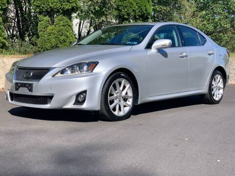 2011 Lexus IS 250 for sale at PA Direct Auto Sales in Levittown PA