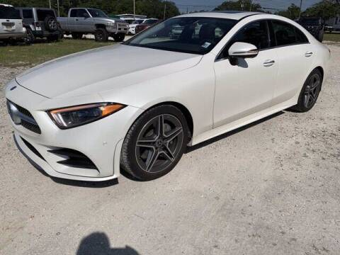 2019 Mercedes-Benz CLS for sale at CROWN  DODGE CHRYSLER JEEP RAM FIAT in Pascagoula MS