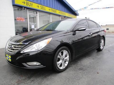 2013 Hyundai Sonata for sale at Affordable Auto Rental & Sales in Spokane Valley WA
