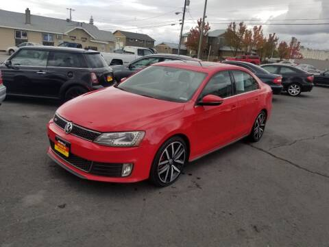2013 Volkswagen Jetta for sale at Cool Cars LLC in Spokane WA