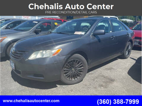 2007 Toyota Camry for sale at Chehalis Auto Center in Chehalis WA