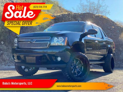 2011 Chevrolet Avalanche for sale at Baba's Motorsports, LLC in Phoenix AZ