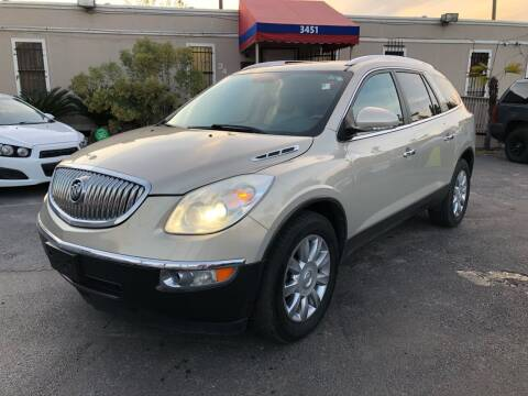 2012 Buick Enclave for sale at Saipan Auto Sales in Houston TX