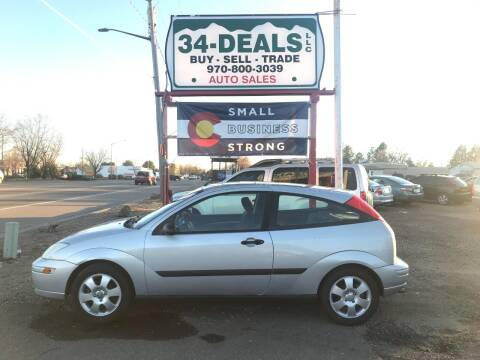 2001 Ford Focus for sale at 34 Deals LLC in Loveland CO