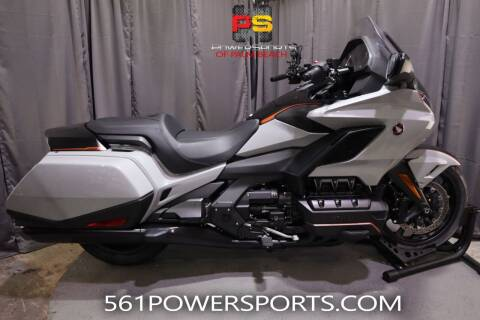 2021 Honda Goldwing for sale at Powersports of Palm Beach in Hollywood FL