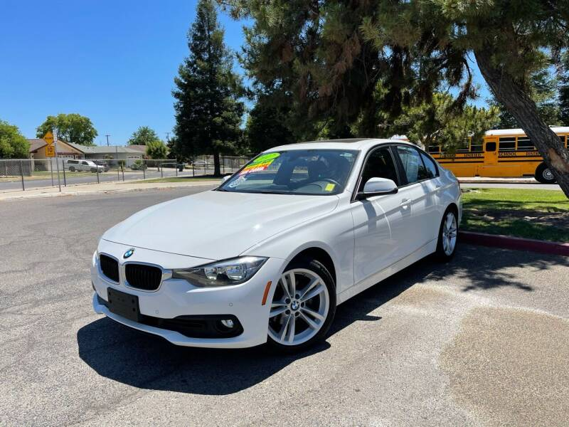 2017 BMW 3 Series for sale at Used Cars Fresno Inc in Fresno CA