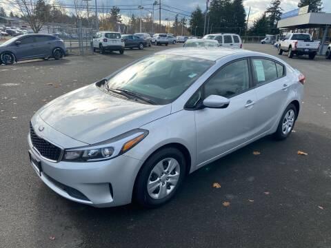 2018 Kia Forte for sale at Vista Auto Sales in Lakewood WA