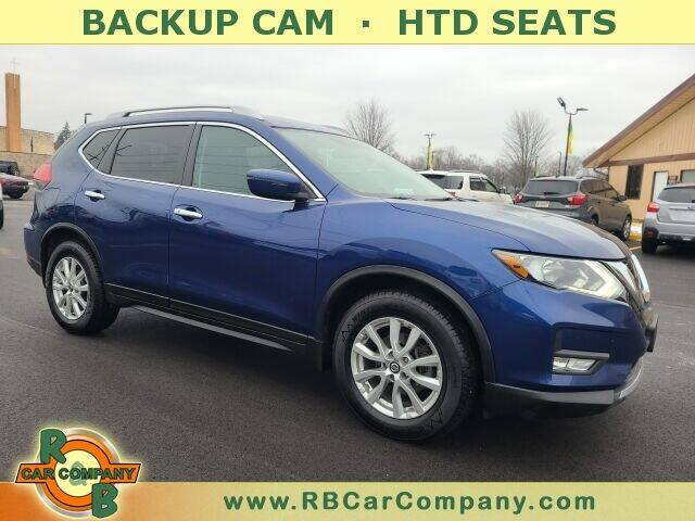 2017 Nissan Rogue for sale at R & B Car Company in South Bend IN