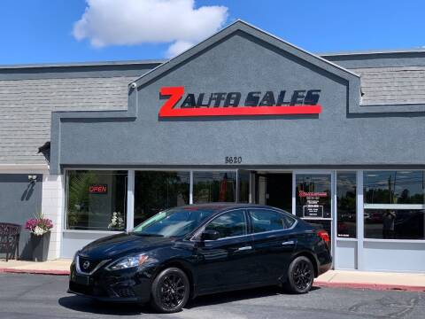 2018 Nissan Sentra for sale at Z Auto Sales in Boise ID