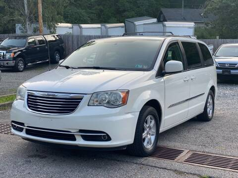 2012 Chrysler Town and Country for sale at AMA Auto Sales LLC in Ringwood NJ