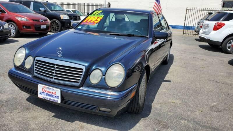 1997 Mercedes-Benz E-Class for sale at Oxnard Auto Brokers in Oxnard CA